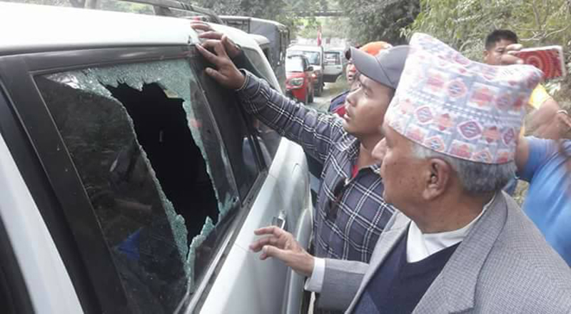 Govt failed to provide security to poll candidates: Poudel