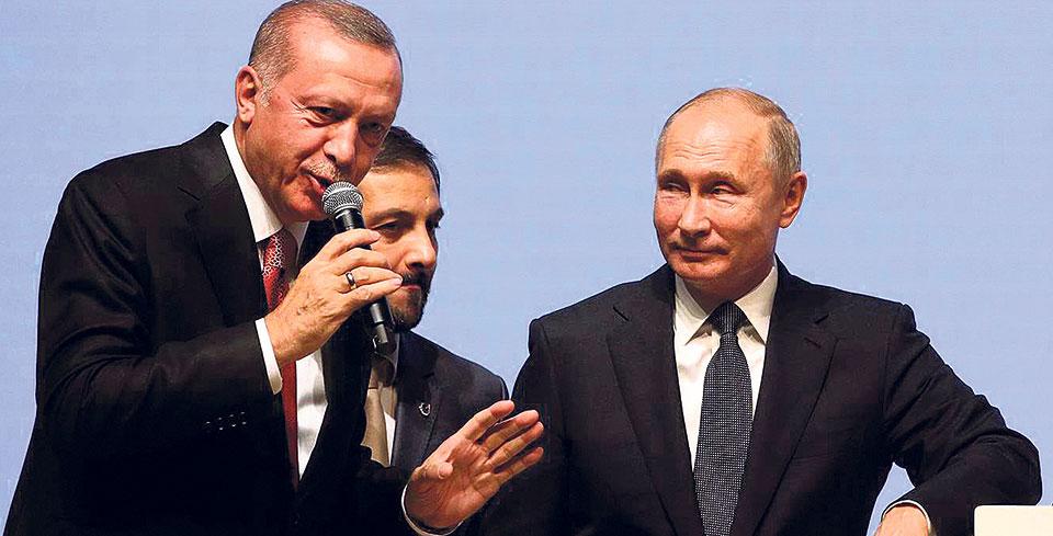 Putin's Pipelines to Power