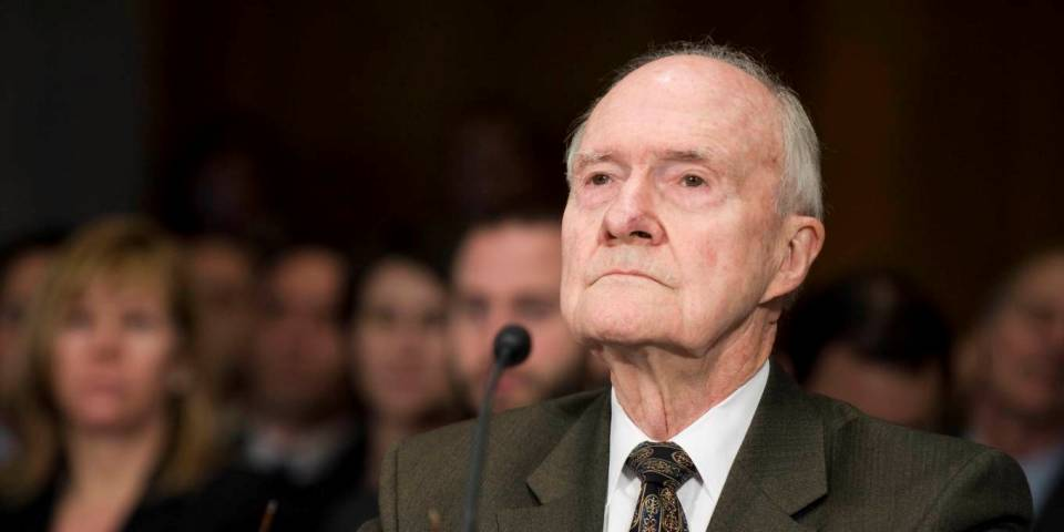 Brent Scowcroft remembered