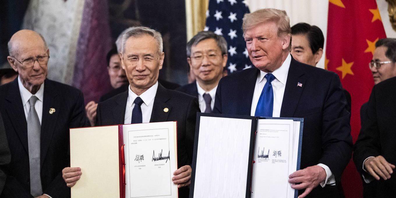 Trump's spectacular trade failure