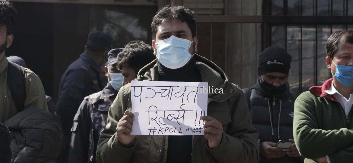 """PHOTOS: """"Panchayat returns"""""""