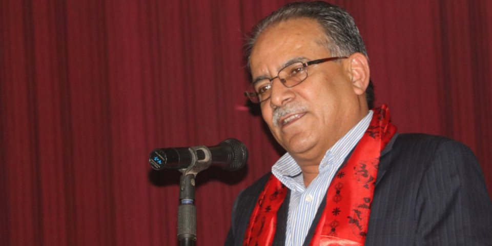 Bam Dev Gautam will soon join our camp: Dahal
