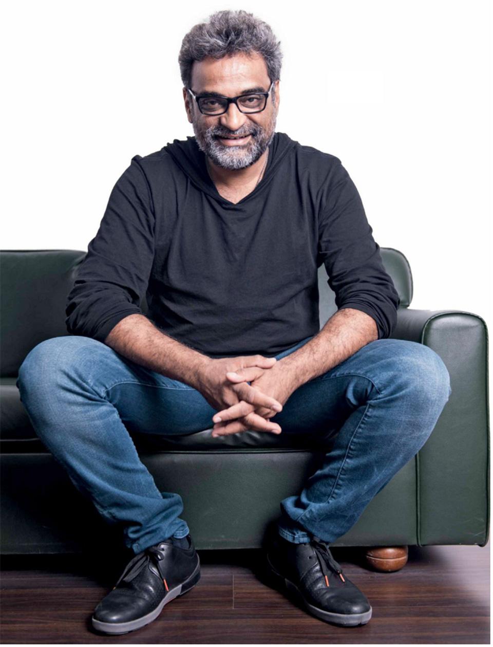 R. Balki: Real PadMan's life as entertaining as 'Sholay'