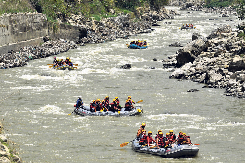 Sindhupalchowk warms up for VNY
