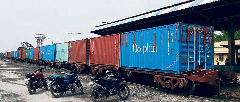Nepal can now trade with third countries using Indian Railways