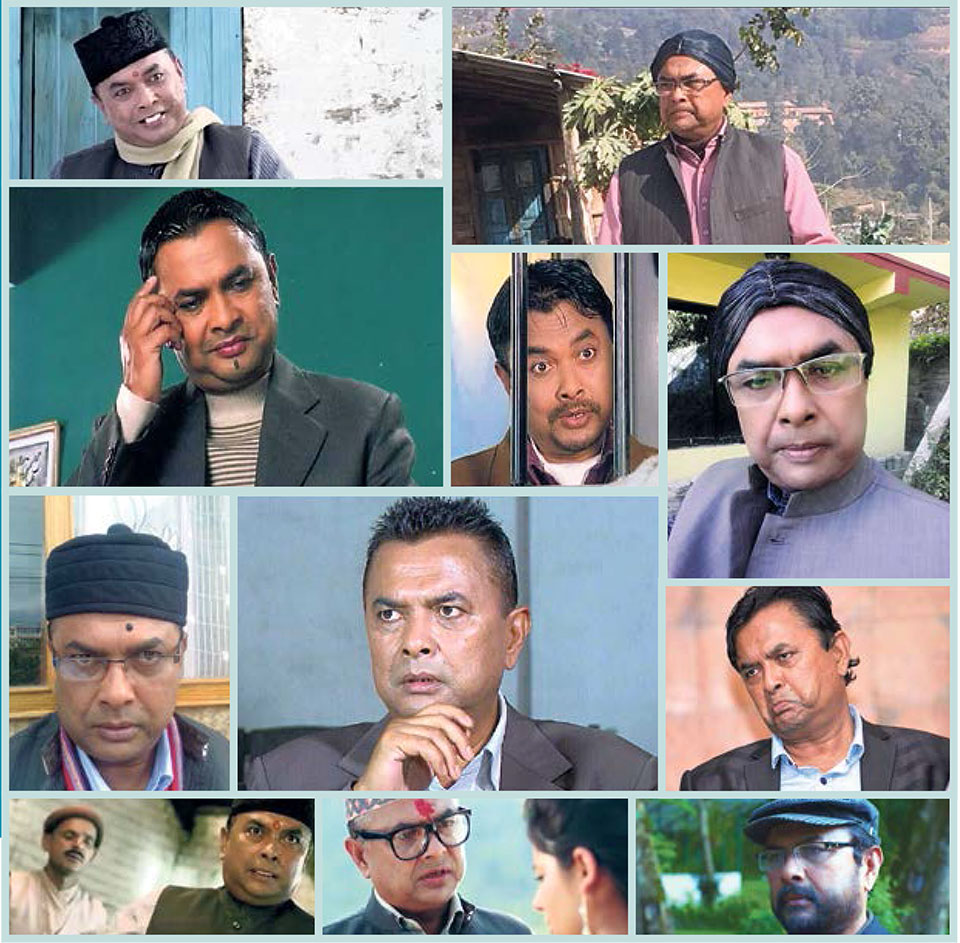 Life of an actor who made Nepal's first  teleserial