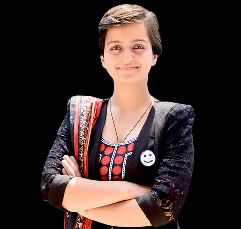 Bibeksheel to field Ranju Darshana for Kathmandu mayor