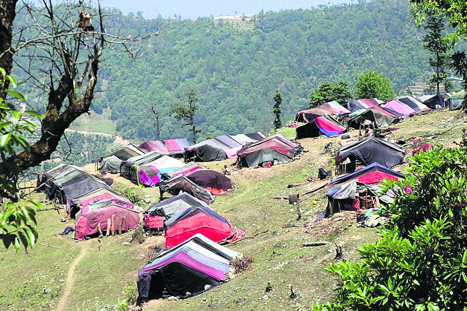 Rautes begging to celebrate Dashain despite welfare funds worth millions