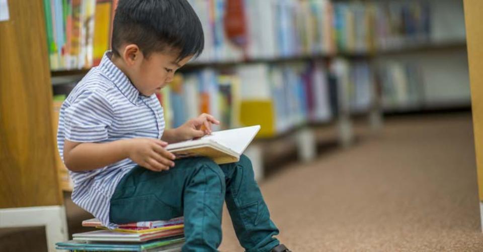 Helping children enjoy reading