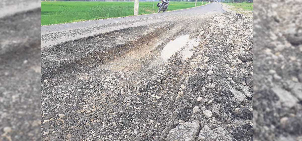 Beni-Darbang road construction resumes after five months