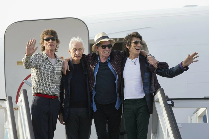 Rolling Stones threaten to sue Trump over using their songs