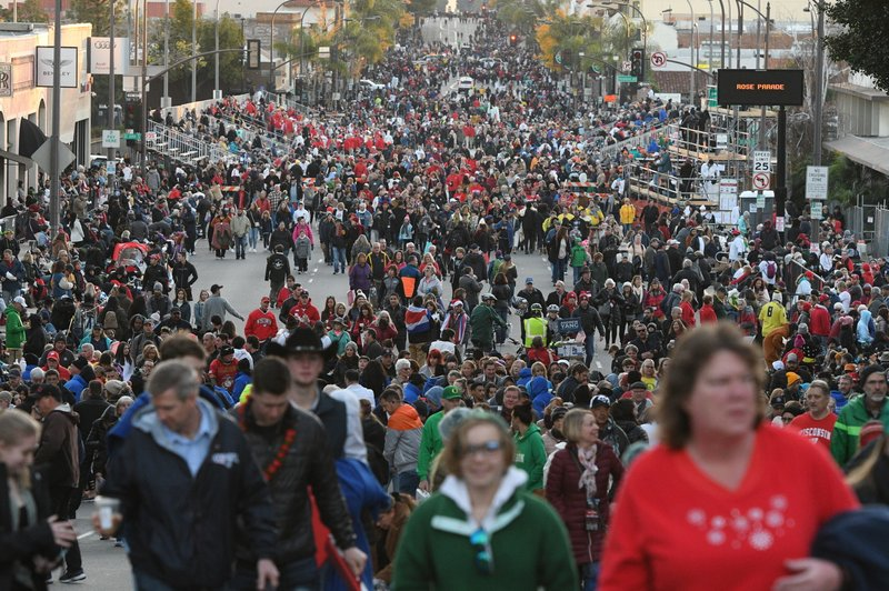 2021 Rose Parade canceled due to coronavirus pandemic