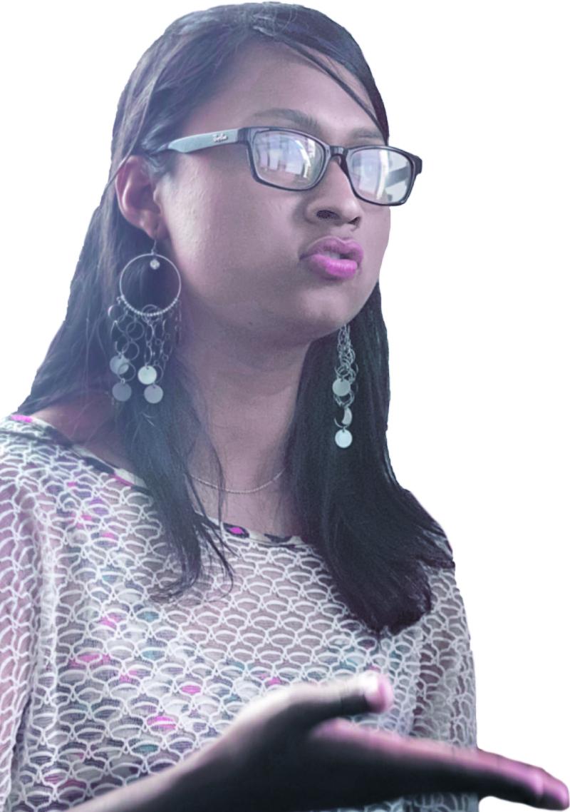 Ruksana's journey to resilience