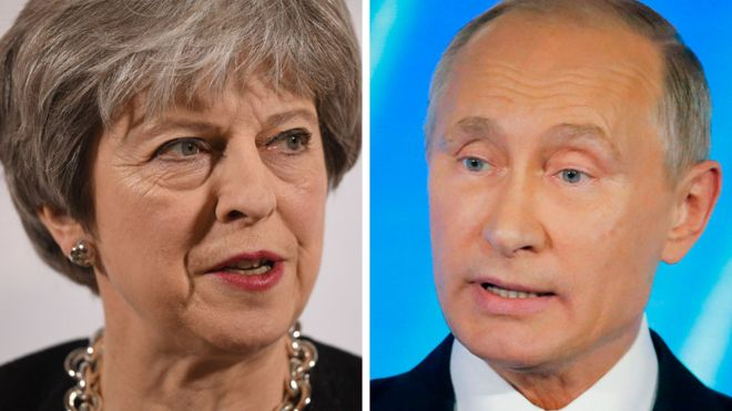 Russia expels 23 British diplomats in stand-off over spy poisoning