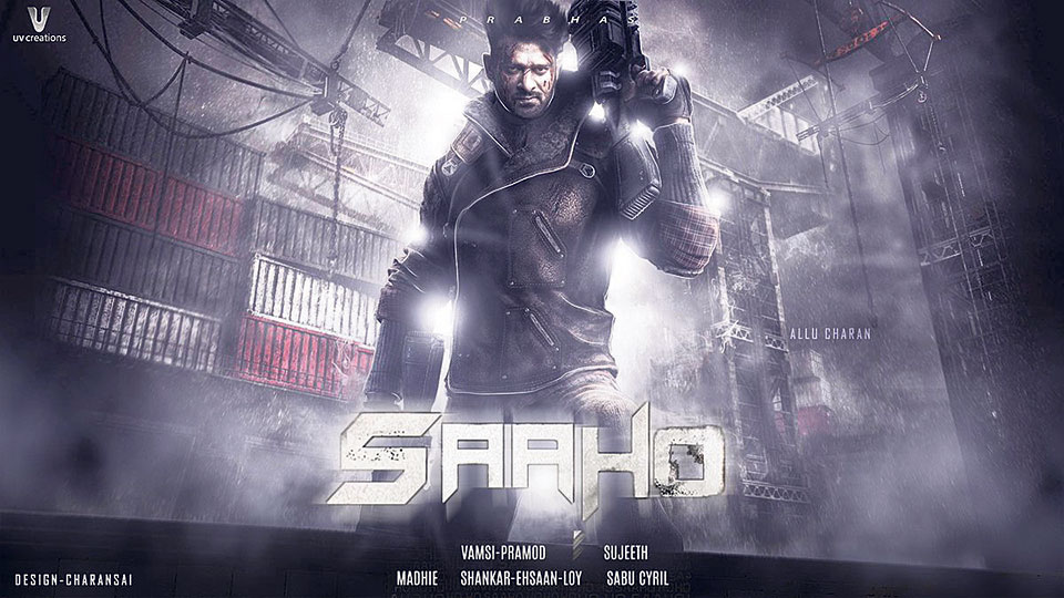 "Prabhas reveals ""Saaho"" look on his birthday"