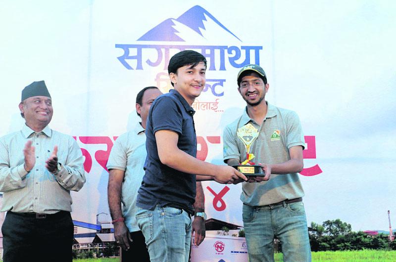 Sagarmatha Cement organizes dealers' meet