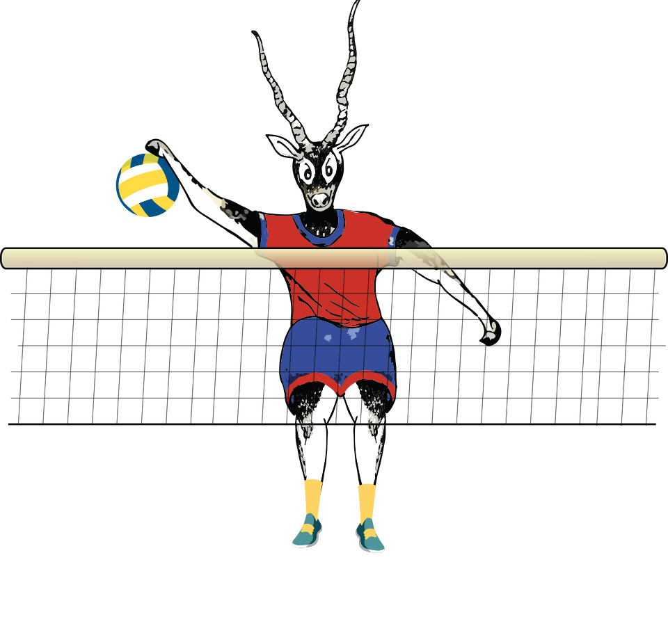 Nepali volleyball team take on India today