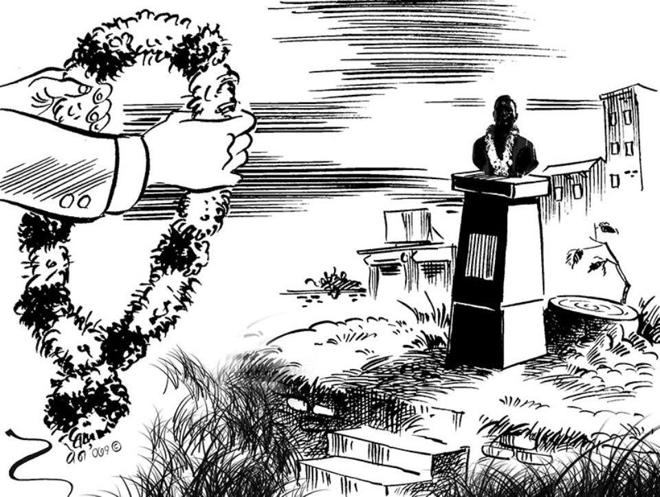 Martyrs' Week begins in capital