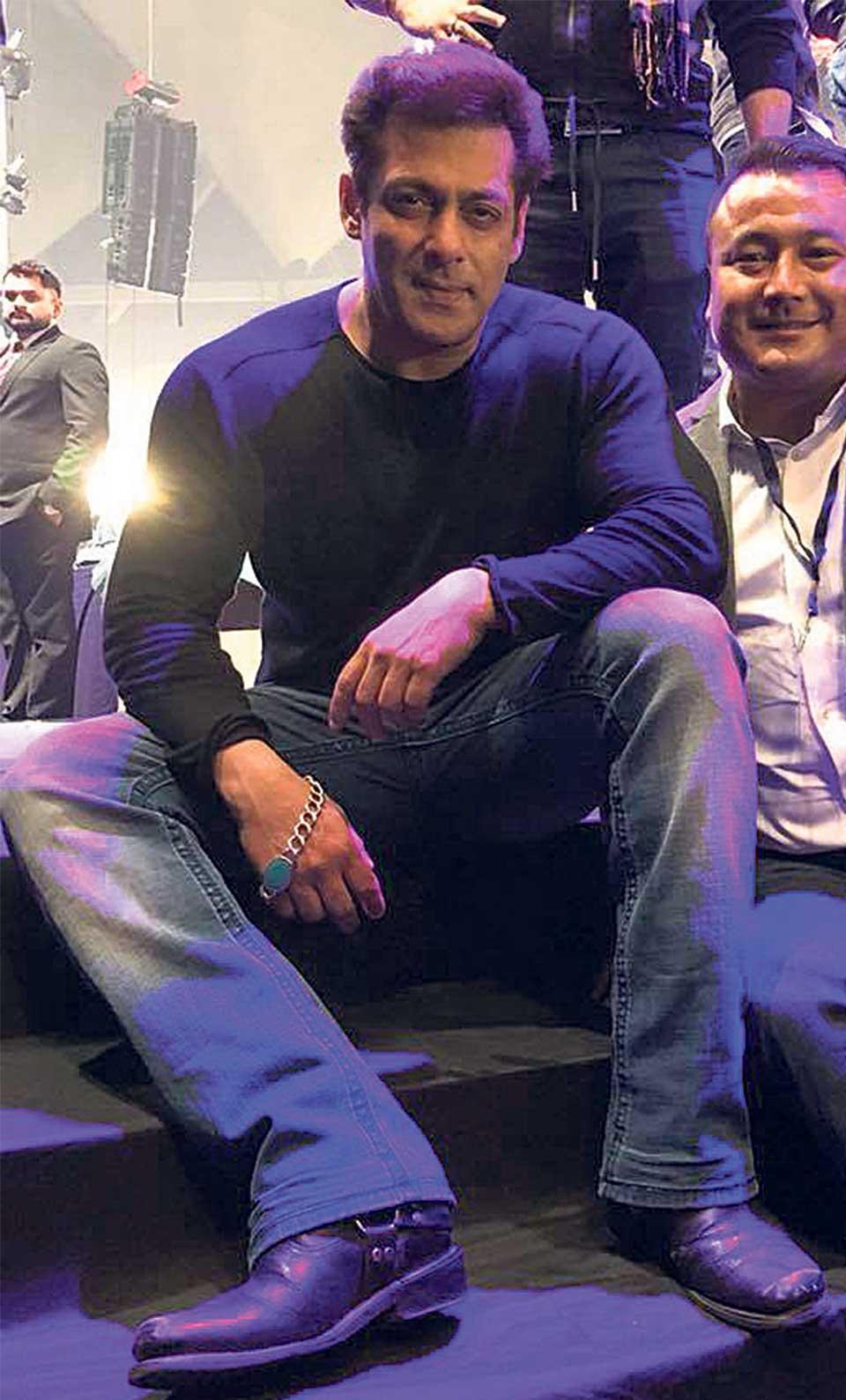 Salman to visit Nepal for Dabangg tour