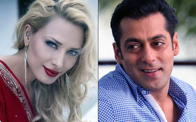 Iulia Vantur breaks her silence on rumored love affair with Salman