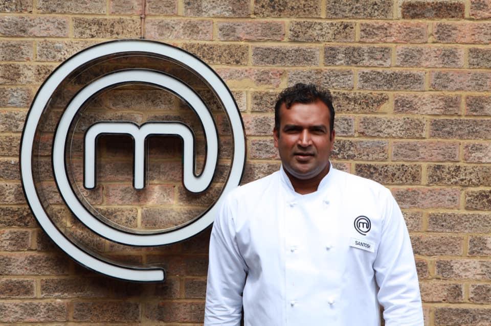 Nepali chef Santosh enters finale of 'BBC Master Chef Professionals 2020'