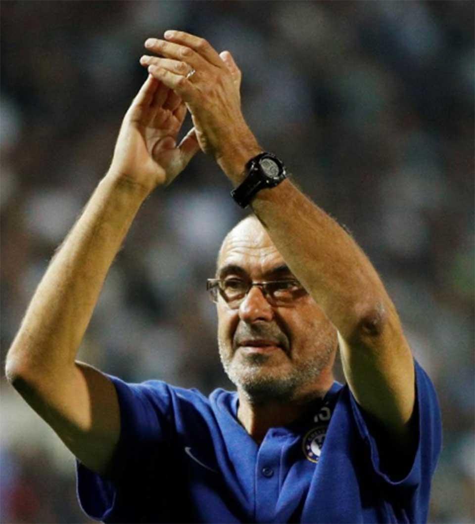 Sarri plays down Pedro injury scare in Chelsea win