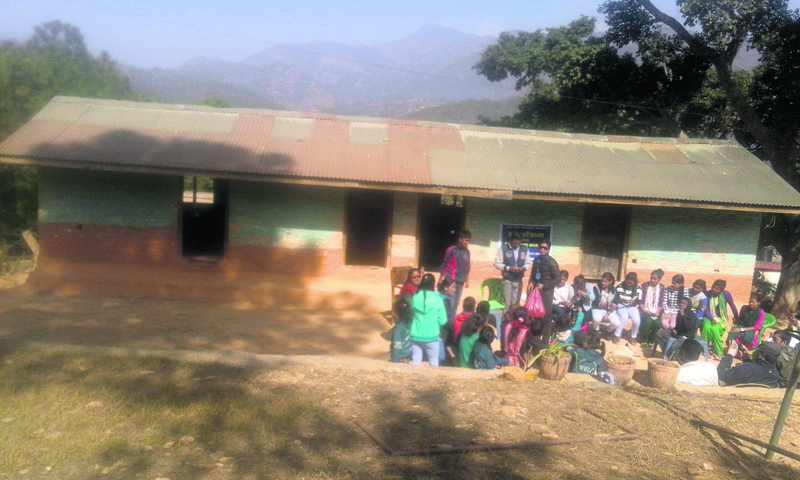 School for disabled struggles to continue