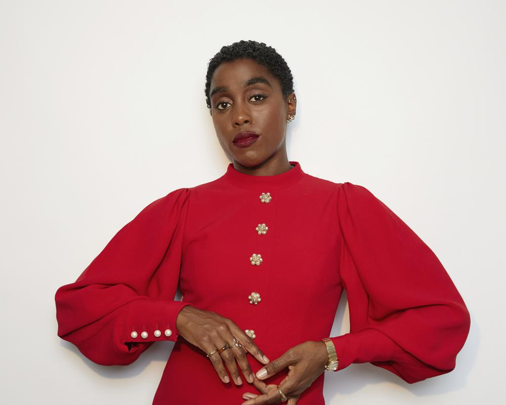 Lashana Lynch on making history as 007 in 'No Time to Die'