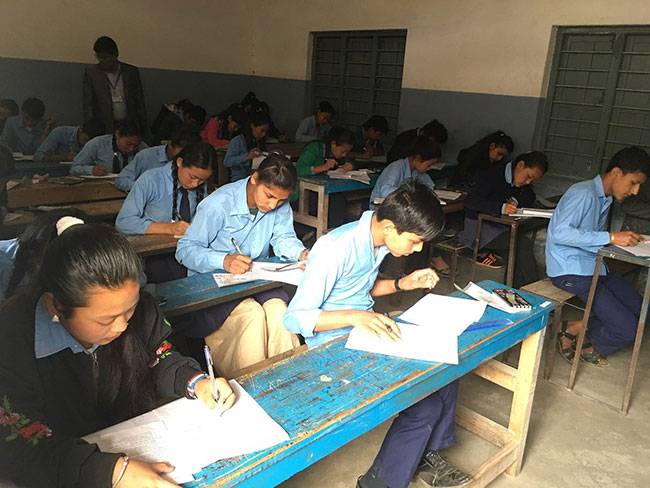 SEE preparations complete; unnecessary gathering of people at exam centers restricted