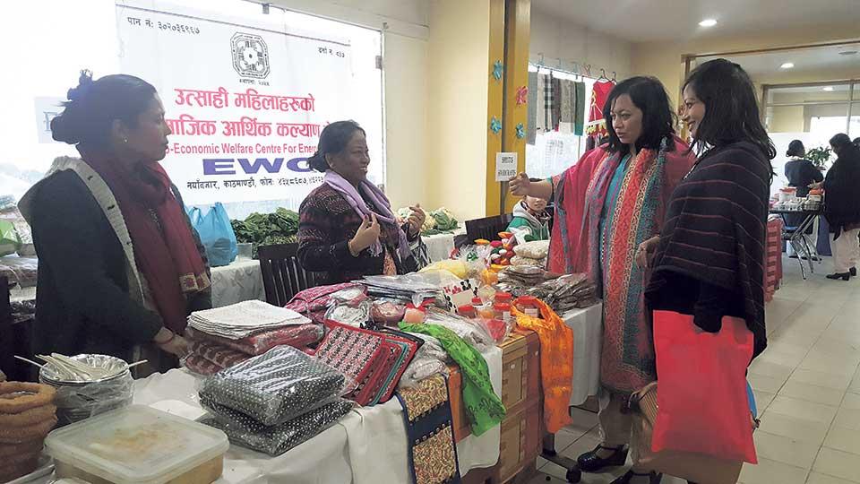 Seven Spices hosts 'Aa Aafnai Bazaar'