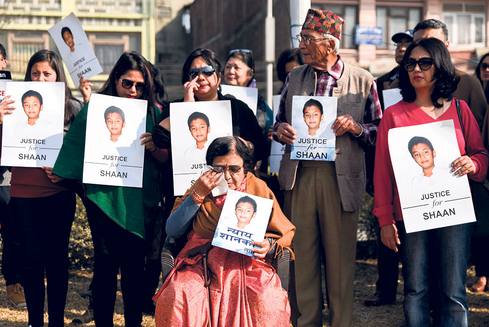 3 years on, Late Shaan Prajapati's family yet to get justice