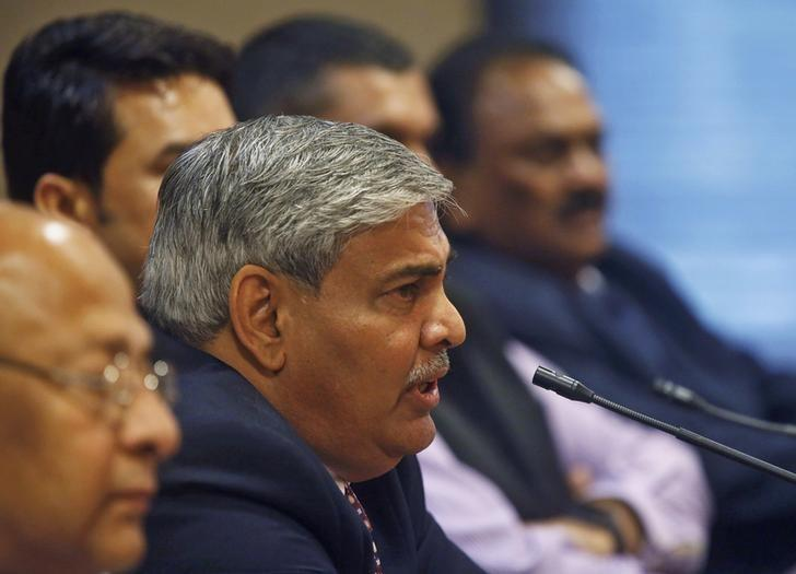Shashank Manohar resigns as ICC chairman