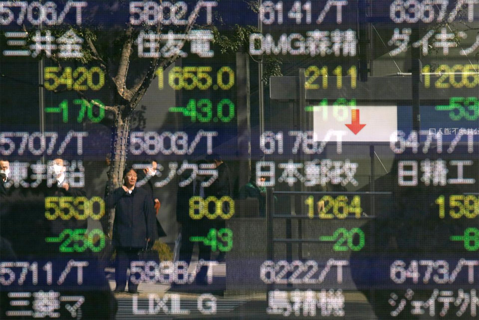 Asian shares find solace in hopes of smaller Trump tariff