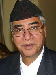 PM Deuba congratulates Abe for being reelected Japan's PM