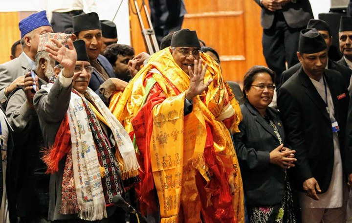 Deuba elected as 40th Prime Minister of Nepal