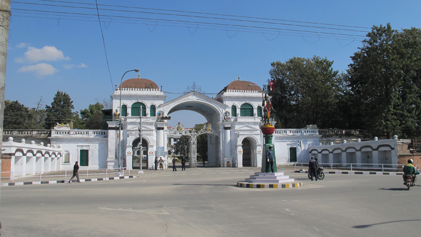 Proposal to manage fecal sludge to be discharged from Singha Durbar internally