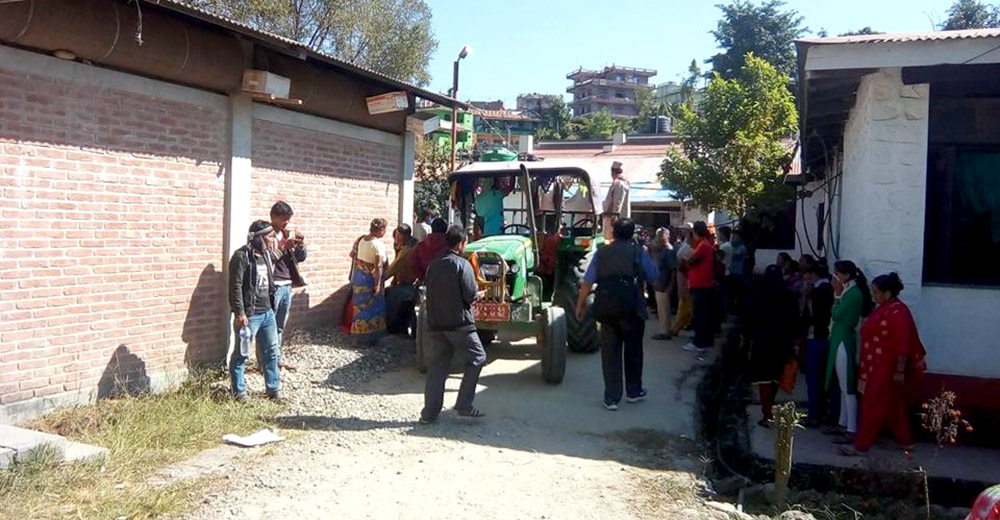 Sindhuli jeep mishap: Dream to bulild quake-resistant houses remains unfulfilled