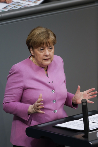 Merkel: Turkish comments about Nazis trivialize to victims