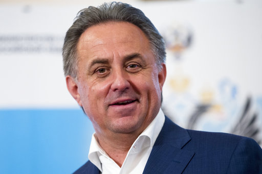 Russia World Cup head Vitaly Mutko barred from FIFA Council