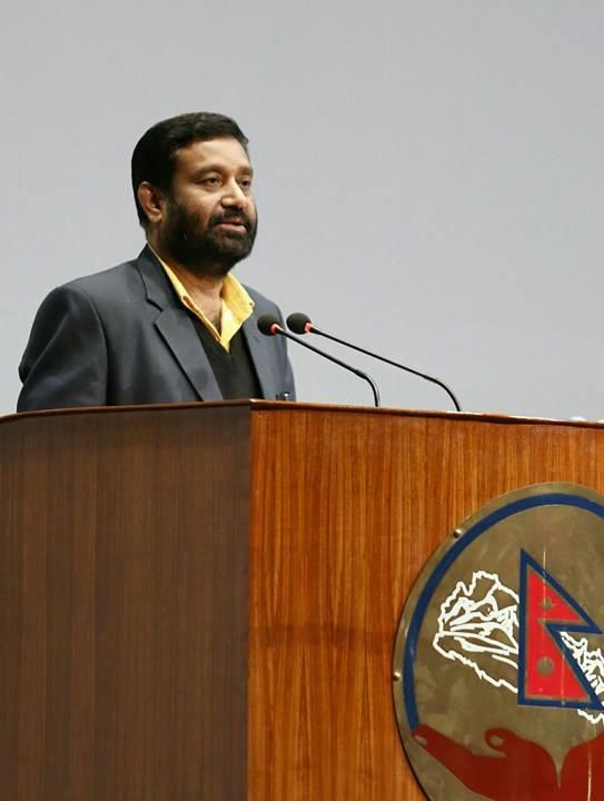 Government declares Gautam martyr: Nidhi to Parliament