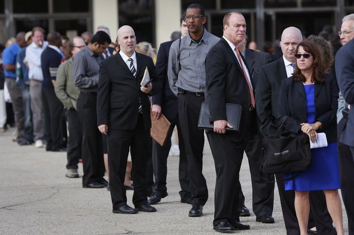 U.S. job growth seen strong in February; wages to rebound