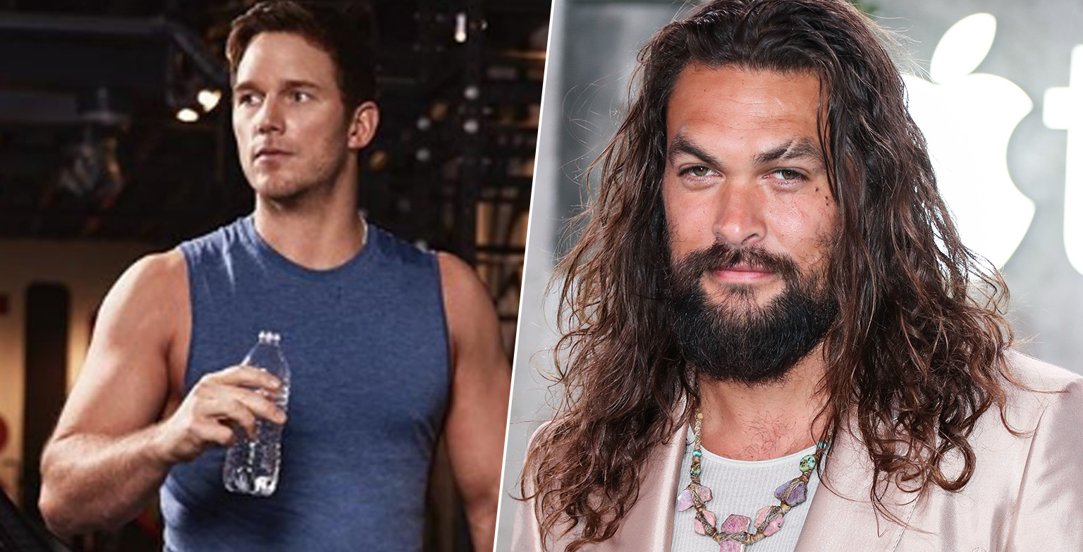 Jason Momoa calls out Chris Pratt for using plastic water bottle