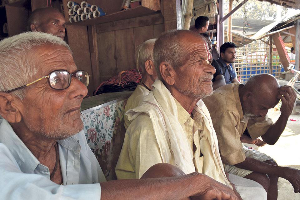 Siraha locals hopeful of timely completion of Hulaki Rajmarga