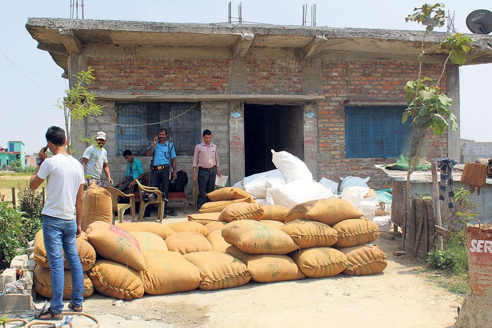 Smuggling flourishing in Bhairahawa