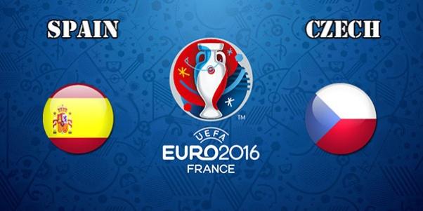Euro 2016 Spain vs Czech Republic : European champions begin title defense