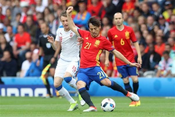 Morata scores twice as Spain cruises to 3-0 win over Turkey