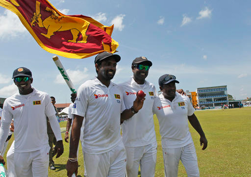 Sri Lanka beats Australia by 229 runs and take series 2-0