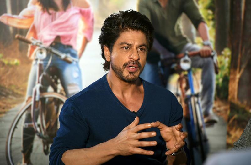 Shah Rukh Khan dreams of global Bollywood hit