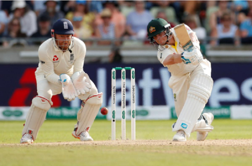 Smith again frustrates England to leave test finely balanced