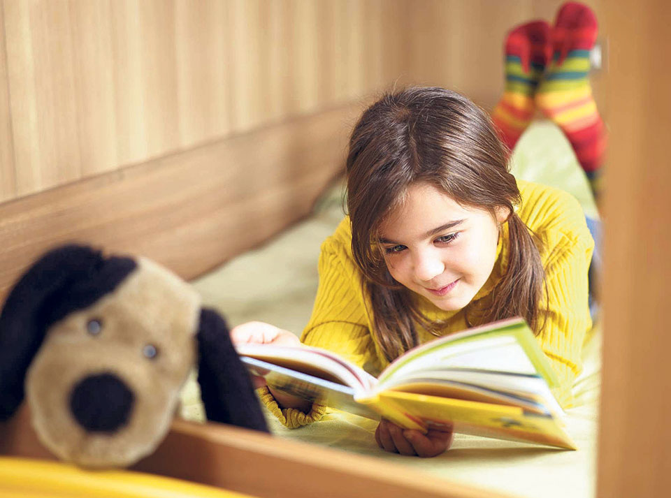 Why I love reading and you should too, says a fifth grader